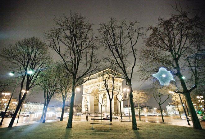 Arc De Triomphe @ FineArtAmerica
