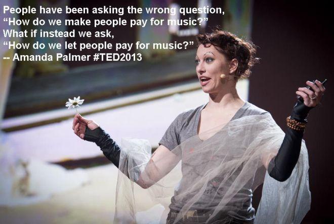 Amanda Parker @ TED
