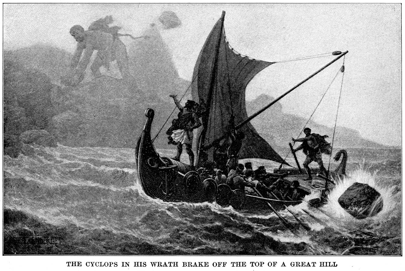a sirens comparison of homers odyessy Get an answer for 'compare and contrast virgil's aeneid to homer's odyssey in regard to the story of the return from the trojan war' and find homework help for other aeneid questions at.