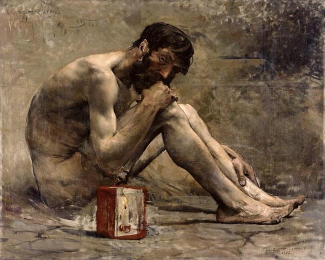 Diogenes, Bastein-Lepage (1873)